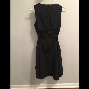 Black Akira Dress
